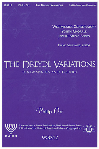 Product Cover for The Dreydl Variations