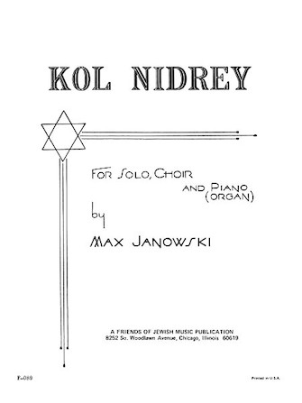 Product Cover for Kol Nidrey