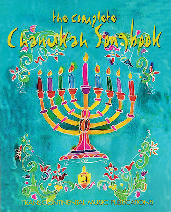 Product Cover for The Complete Chanukah Songbook