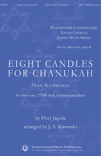 Product Cover for Eight Candles for Chanukah