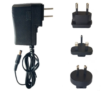 Product Cover for 9V 18W Optional Power Adapter
