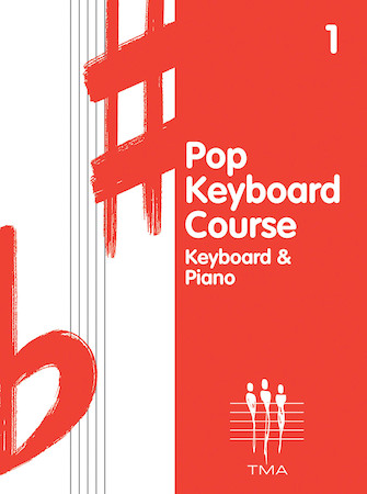 Product Cover for Tritone Pop Keyboard Course – Book 1