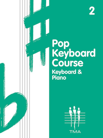 Product Cover for Tritone Pop Keyboard Course – Book 2