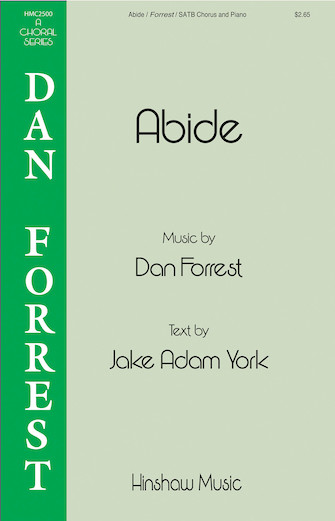 Product Cover for Abide