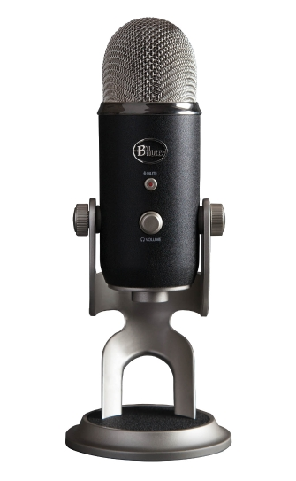 Product Cover for Yeti Pro USB Studio Microphone with Software Bundle