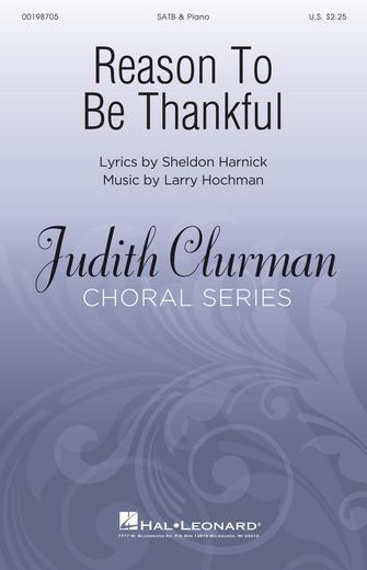 Product Cover for Reason to Be Thankful