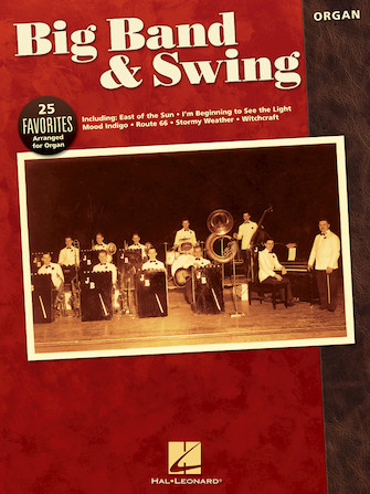 Product Cover for Big Band & Swing