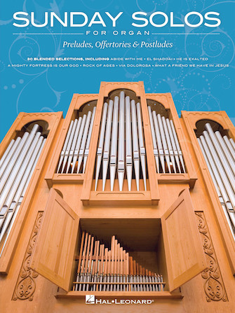 Product Cover for Sunday Solos for Organ