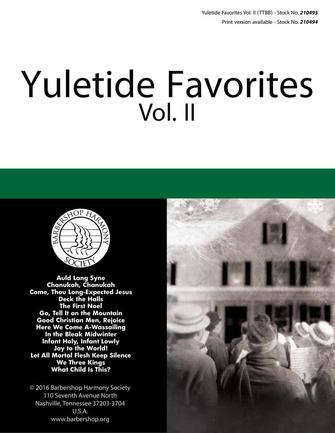 Product Cover for Yuletide Favorites