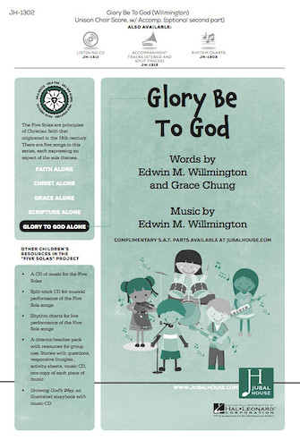 Product Cover for Glory Be to God