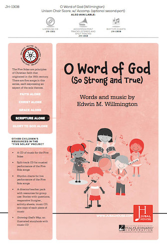 Product Cover for O Word of God (So Strong and True)