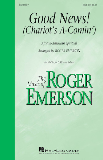 Good News! : SAB : Roger Emerson : Sheet Music : 00200887 : 888680652111