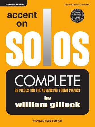 Product Cover for Accent on Solos – Complete