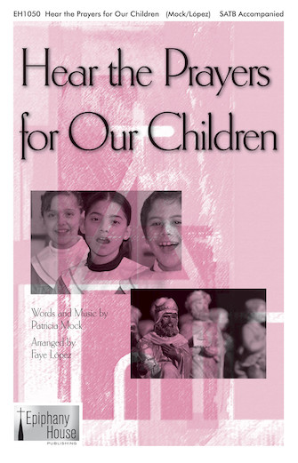 Product Cover for Hear the Prayers for Our Children