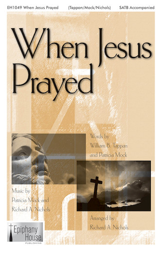 Product Cover for When Jesus Prayed