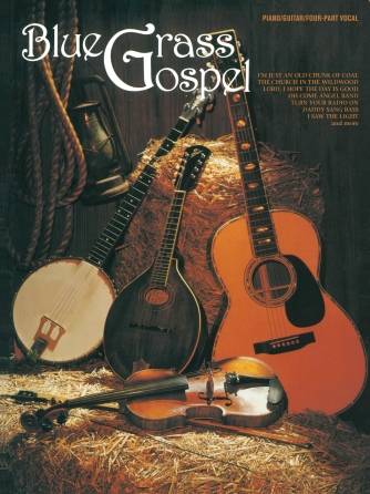 Product Cover for Blue Grass Gospel