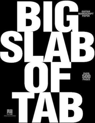 Product Cover for Big Slab of Tab