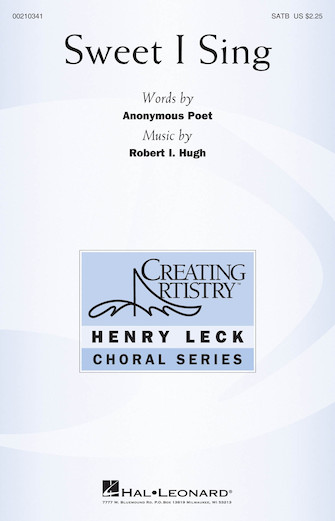 Product Cover for Sweet I Sing