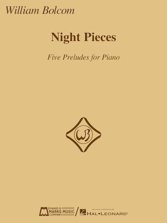 Product Cover for Night Pieces: Five Preludes for Piano