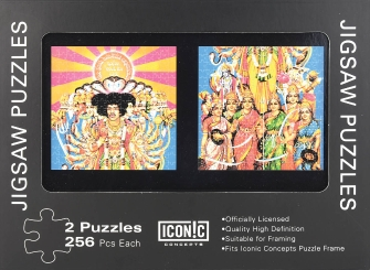 Product Cover for Jimi Hendrix – Axis Bold as Love Jigsaw Puzzles