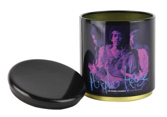 Product Cover for Jimi Hendrix – Purple Haze Stackable Stash Tin