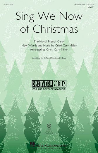 Product Cover for Sing We Now of Christmas