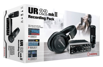 Product Cover for The UR22 mkII Recording Pack