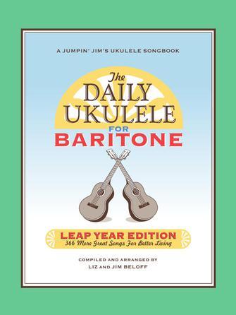 Product Cover for The Daily Ukulele: Leap Year Edition for Baritone Ukulele