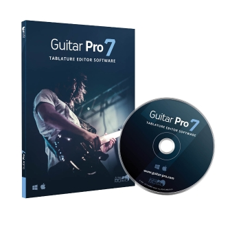 Product Cover for Guitar Pro 7