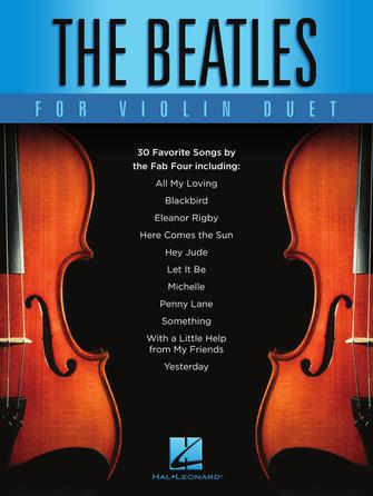 Product Cover for The Beatles for Violin Duet