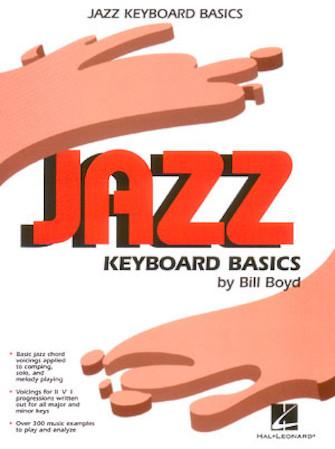 Product Cover for Jazz Keyboard Basics