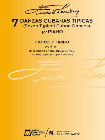 Product Cover for 7 Danzas Cubanas Típicas