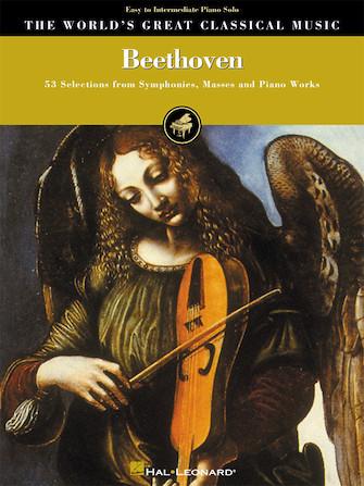 Beethoven – Easy to Intermediate Piano Solo