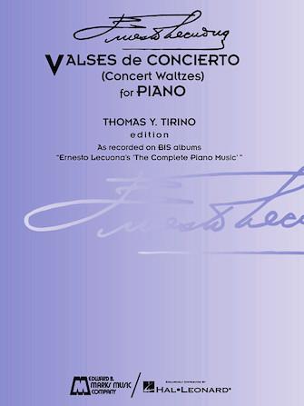 Product Cover for Ernesto Lecuona – Valses De Concierto