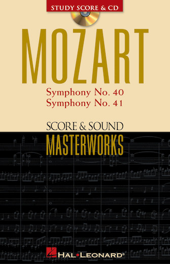 Product Cover for Mozart – Symphony No. 40 in G Minor/Symphony No. 41 in C Major