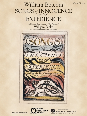 Product Cover for Songs of Innocence and of Experience