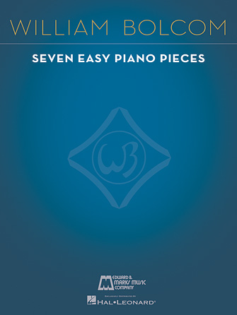 Product Cover for 7 Easy Piano Pieces