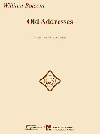 Product Cover for Old Addresses