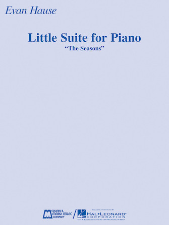 Little Suite for Piano