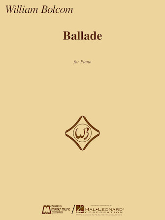 Product Cover for Ballade