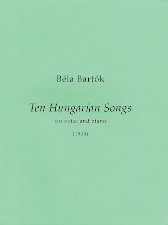 Product Cover for 10 Hungarian Songs