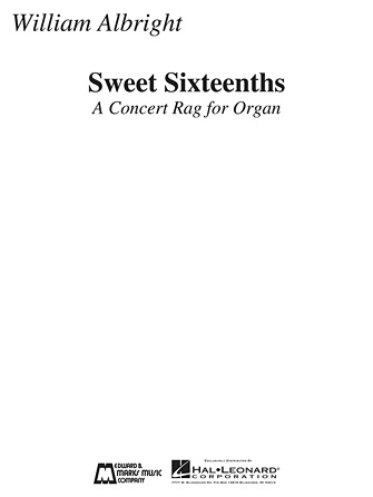 Product Cover for Sweet Sixteenths