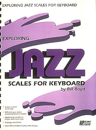 Product Cover for Exploring Jazz Scales for Keyboard