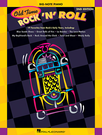 Product Cover for Old Time Rock 'N' Roll – 2nd Edition