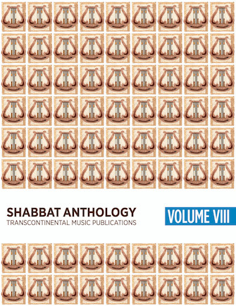 Product Cover for Shabbat Anthology VIII Songbook