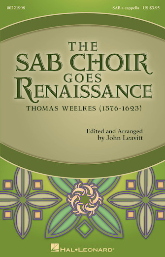 Product Cover for The SAB Choir Goes Renaissance