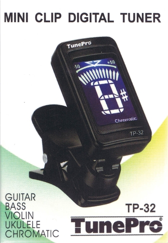 Product Cover for Mini Clip Digital Tuner