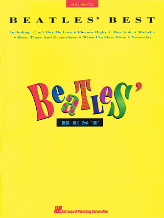 Product Cover for Beatles Best