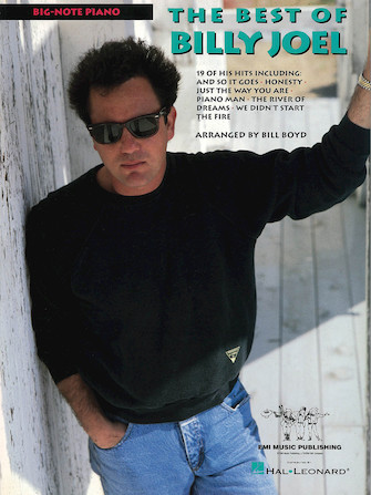 Product Cover for Best of Billy Joel