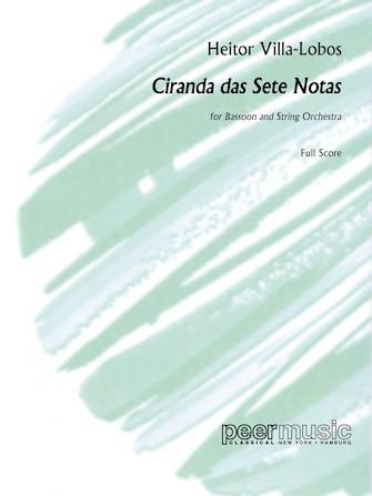 Product Cover for Ciranda das sete Notas